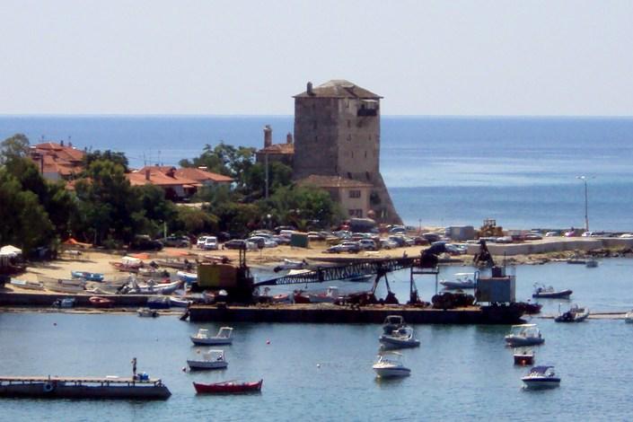 Λιμάνι Ουρανούπολης