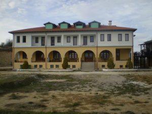 Monastery of Aghios Kosmas Aitolos Arnaia