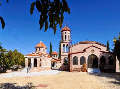 Church of Saint George Marathousa